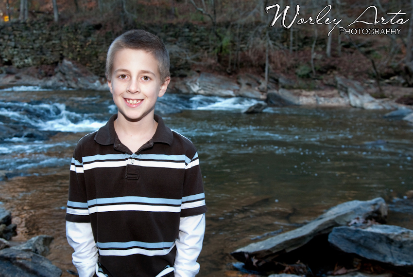 Dillon by the river