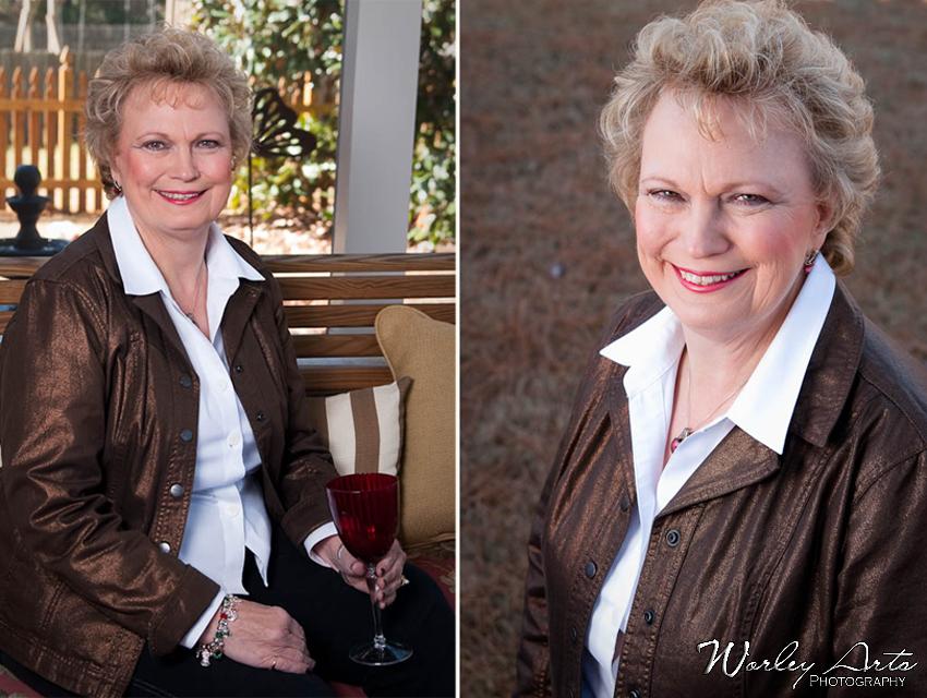 Marsha portraits outdoor