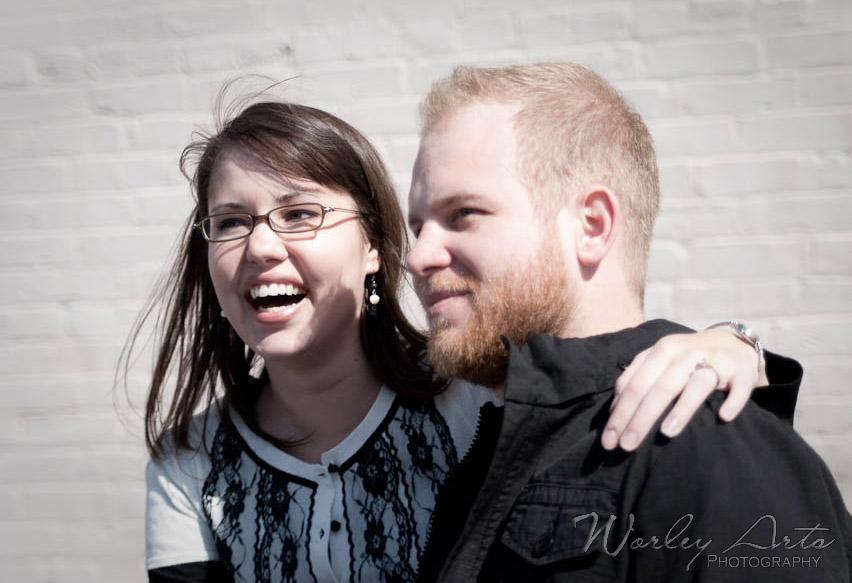 Aubrey & Chris