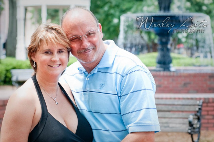 Paula and Mark