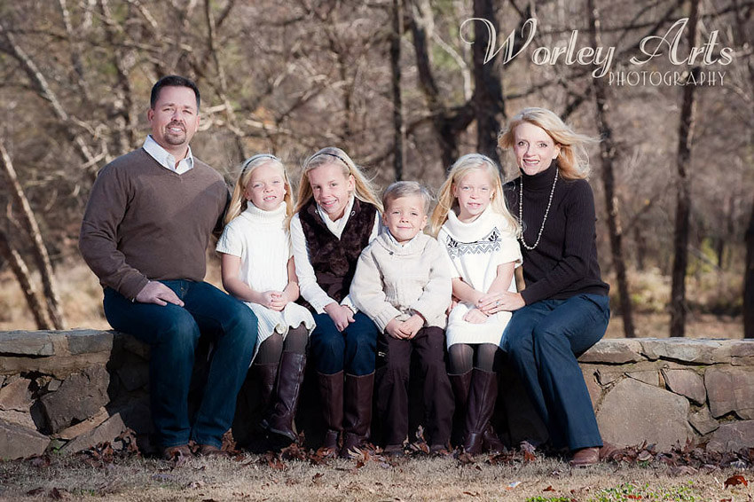 Candy and Rob Family Session