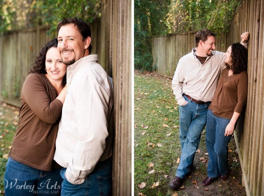cute married couple love