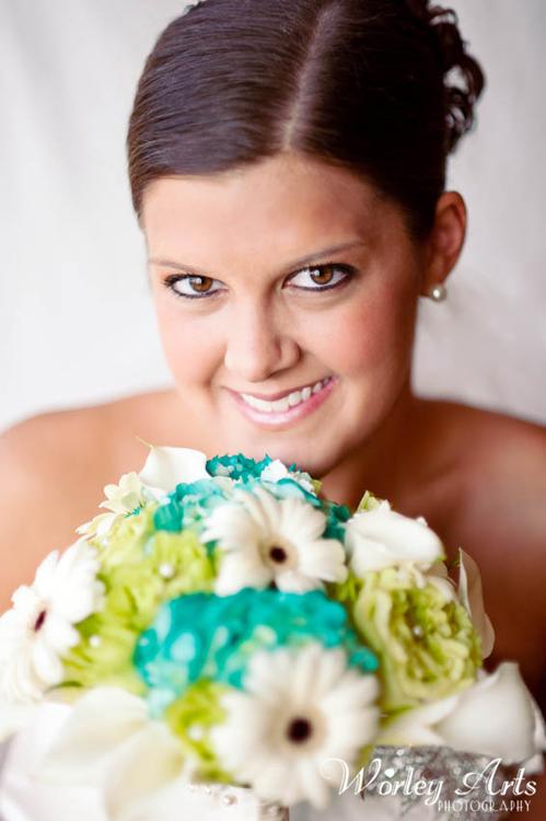 Sarah bridal bouquet